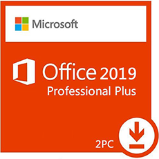 Microsoft Office 2019 Pro plus|ダウンロード版|Windows|PC2台用|