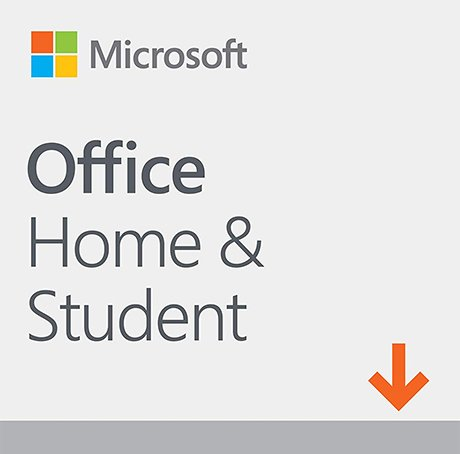 Microsoft Office Home and Student 2019 Windows版.1台